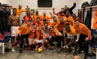 Galatasaraylı futbolcudan Fenerbahçe'ye gönderme!