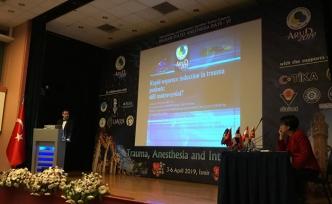 TİKA tarafından 6. Balkan Ülkeleri Anestezi Günleri düzenlendi