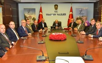Trabzon'da mülteciler için anlamlı proje