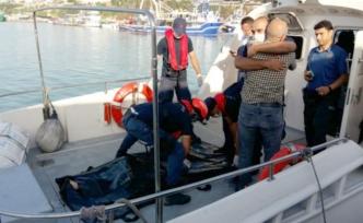 Babalar Günü'nde denizde kaybolan Ali'den acı haber!