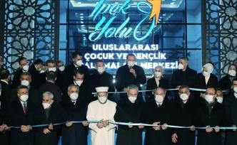 Erdoğan'dan açılış