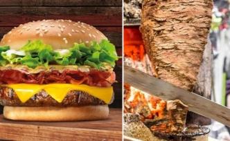 Vedat Milor'dan yeni anket: Döner mi burger mi?