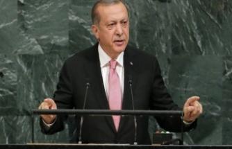 Erdoğan'dan BM'de reform çağrısı, ABD'ye sert tepki