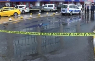İstanbul otogarındaki silah sesleri gerdi