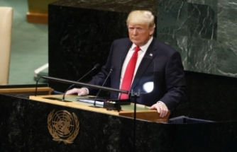 Trump BM zirvesinde protesto edildi