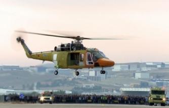 Yerli helikopter ilk sınavı geçti