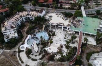 5 yıldızlı hayalet otel