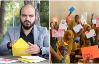 Afrika'nın 'Türk' postacısı