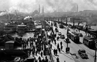 Ara Güler'in siyah beyaz İstanbul'u