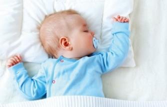 Bebeğin anlık durumunu ölçen bileklik geliştirildi