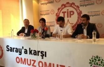 CHP sayesinde TİP de artık Meclis'te