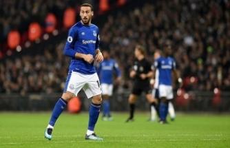Everton'da Cenk Tosun şov