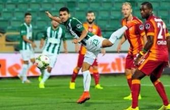 Galatasaray-Bursaspor maç saati değişti
