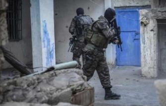 Hainler Mardin'de saldırdı: 1 şehit 2 yaralı
