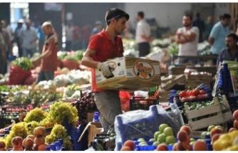Sebze ve meyvede fiyatlar düşüyor