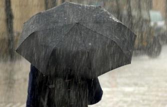Meteorolojiden Türkiye geneline yağış uyarısı