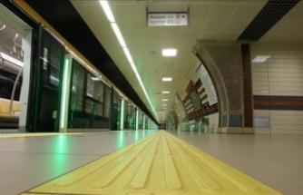 Metro Kurtköy'e uzatılıyor