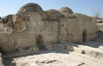 Osmanlı sarayının sabunlarını üreten hamam restore edildi