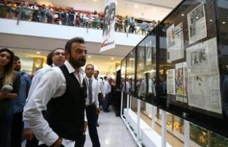 'Sadri Alışık ve Çolpan İlhan' sergisi beğeniye sunuldu
