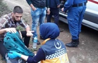 Suriyeli iki genç kız yolda baygın bulundu