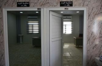 TİKA Musul'da klinik açtı