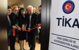 TİKA'dan Gürcistan'a büyük destek