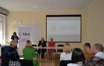 TİKA'dan Ukrayna'ya sosyal destek