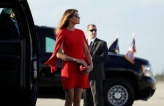 Trump'ın uçağı acil iniş yaptı