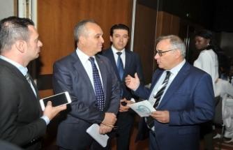 Türk elektrik-elektronik firmaları Senegal'e çıkarma yaptı