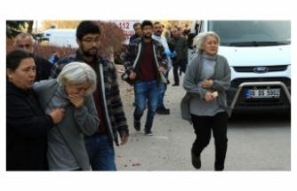 Ankara'da feci olay! Aile yakınları duyup koştu