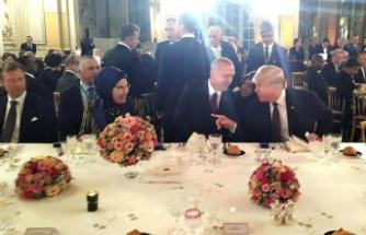 Başkan Erdoğan Trump ile görüştü