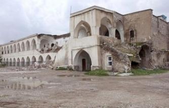 Kerkük Kalesi ve Osmanlı Kışlası restore ediliyor