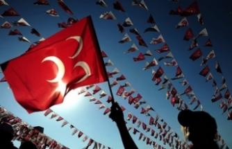 MHP kesinleşen adaylarını açıkladı