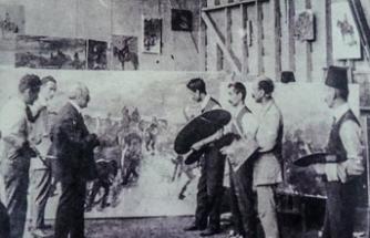 Osmanlı 1. Dünya Savaşı'nda Avrupa'da kültür ve sanat açılımı yapmış