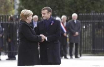 Merkel'i utandıran soru
