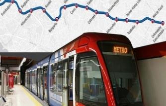 Sürücüsüz metro Avrupa birincisi