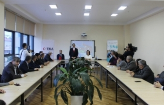TİKA'dan Azerbaycan'a yapı desteği