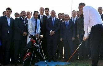 Tunceli'ye golf sahası kuruluyor