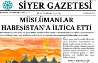 Türkiye'nin ilk Siyer Gazetesi 10. sayıya ulaştı
