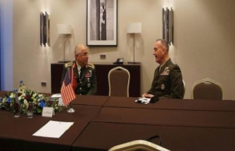 ABD Genelkurmay Başkanından Orgeneral Güler'e Suriye telefonu