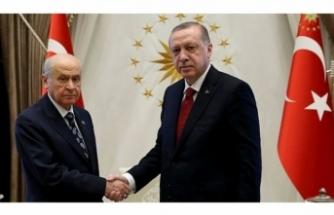 Bahçeli'den Erdoğan ile görüşme açıklaması