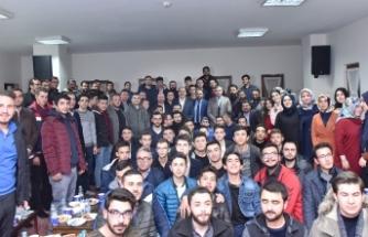 """Başkan Altay """"Direnişten Şahlanışa 2023"""" programında gençlerle buluştu"""
