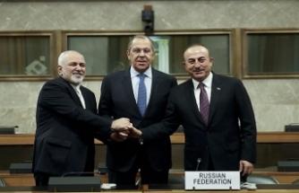 Cenevre'de Suriye anlaşması