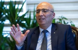 'Dünyada Türkçe öğrenmeye rağbet artıyor'