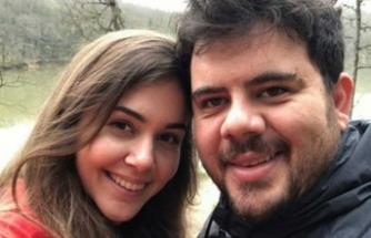 Eser Yenenler sevgilisi Berfu Yıldız ile 1. yılını kutladı