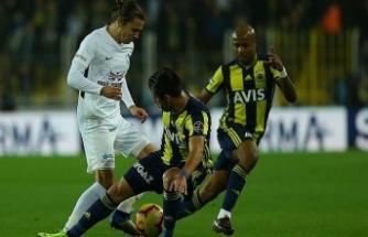 Fenerbahçe'nin yüzü yine gülmedi