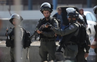 İsrail ordusu Ramallah'ın giriş çıkışlarını kapattı