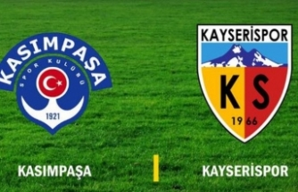 Kasımpaşa Kayserispor beIN Sports izle - Kasımpaşa Kayserispor canlı izle