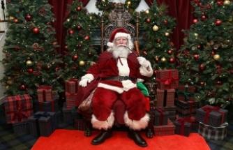 'Noel Baba gerçek değil' dedi, gözaltına alındı