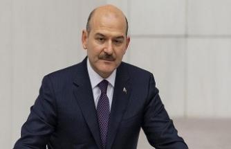 Soylu: Kimse Türkiye'ye rağmen oyun kuramaz
